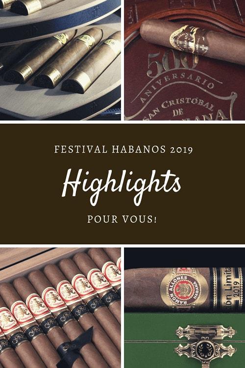 Epicuriens du Chablais - Festival Habanos 2019 - Highlights