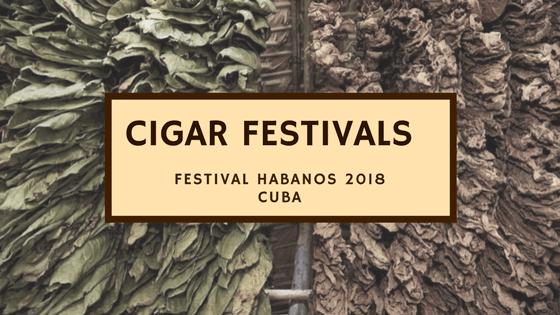 Festival Habanos – le grand final