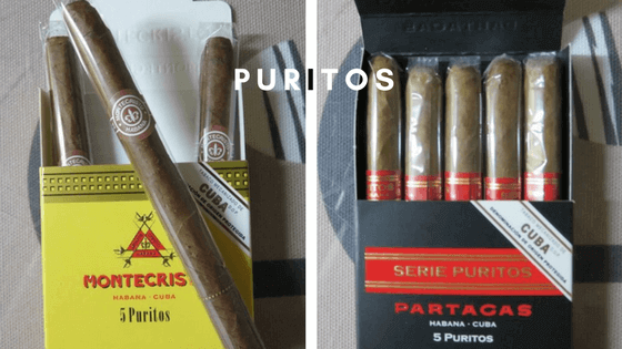 Puritos Montecristo et Partagas