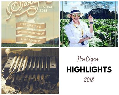 Procigar 2018 - Festival - République Dominicaine - Highlights