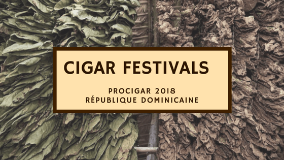 Procigar 2018 - Festival - République Dominicaine