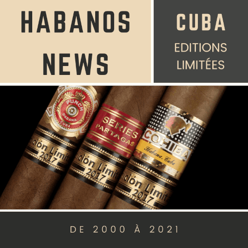 Habanos – Editions limitées