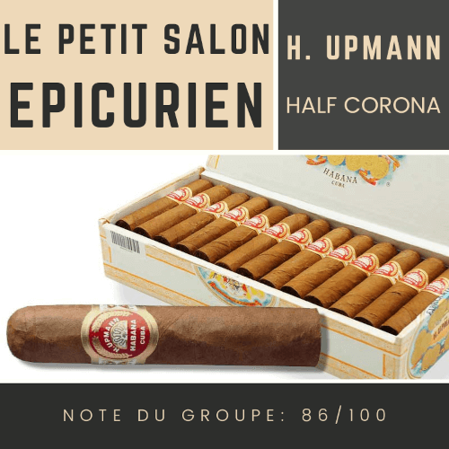 Le Salon - H. Upmann Half Corona