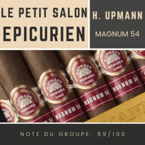Le Salon - H. Upmann Magnum 54