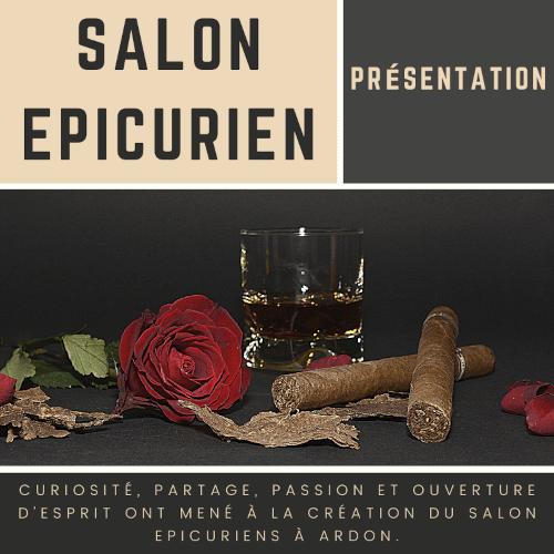 Le Salon Epicurien – présentation
