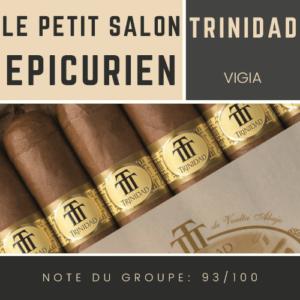 Le salon des Epicuriens - Trinidad Vigia