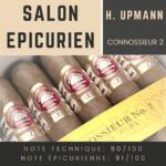 Le Salon des Epicuriens - H. Upmann Connossieur No 2
