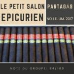 Le salon des Epicuriens - Partagas No1 Ed. Lim. 2017