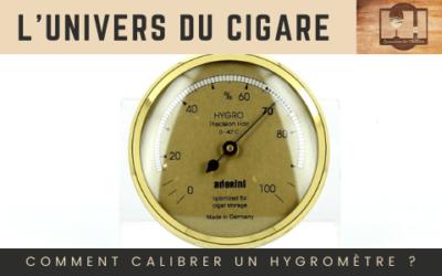 Calibrer un hygromètre