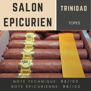 Salon Epicurien - Trinidad Topes