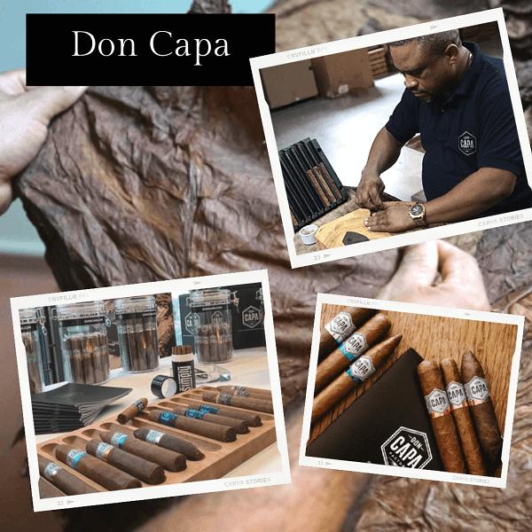 Meiga Don Capa Cigars